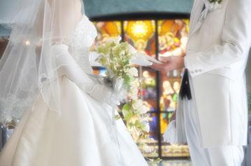 ご結婚式当日